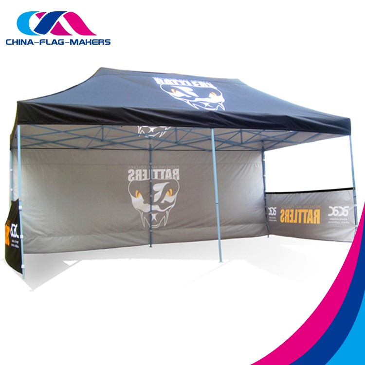 custom easy up screen event canopy 10x12 tent