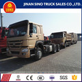 SINOTRUK Low Price Sale HOWO tow truck tractor head