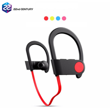 Customized logo sweatproof ear phones waterproof in ear blootooth 4.1 stereo mobile wireless earphone