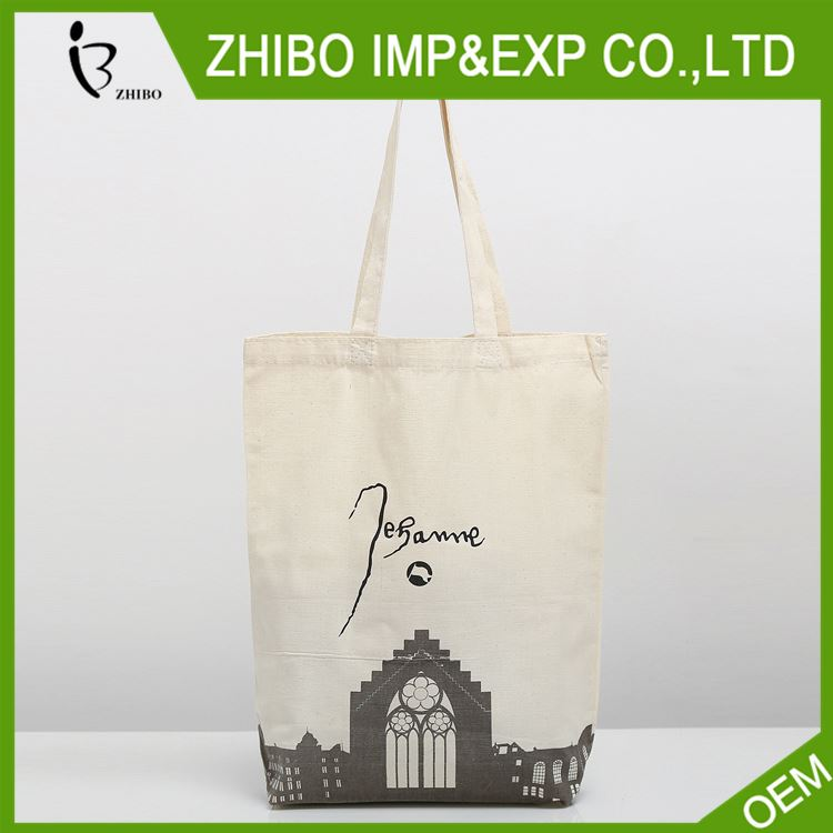 Wholesale prices good quality standard size cotton tote bag china sale