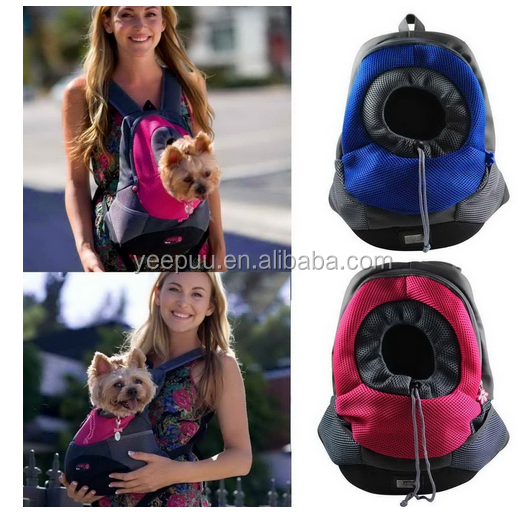 2016Hot Selling Pet Portable Outdoor Travel Backpack/Dog Cat Pet Carrier