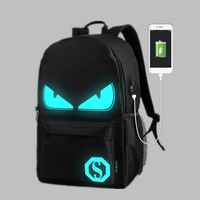 Fashion Unisex Glow In Dark Usb