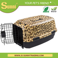 Wholesale pet carrier fashion dog kennel cage