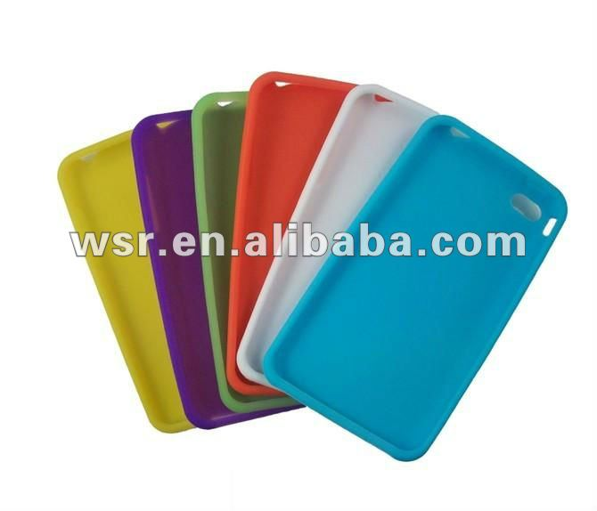 New design rubber case for I phone 5