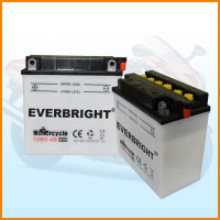 12V 9ah lead acid battery container Used on Motorcycle