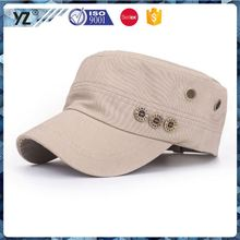 New product OEM design fitted military cap wholesale