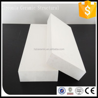 95% ZrO2 Customized Designs Yttria Zirconia ceramic blank