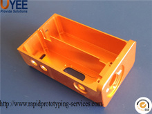 CNC rapid prototype maker plastic/metal machining service