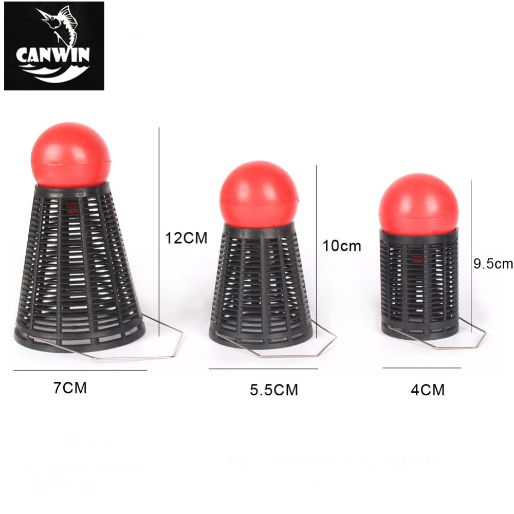 Carp fishing bait pellet boilies Rocket Feeder Float carp fishing tackle product