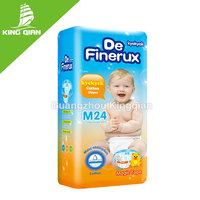 High-quality Super Absorbent Disposable Unisex Adult Baby Diapers For Baby With Leg Cuff And Stretch Waist