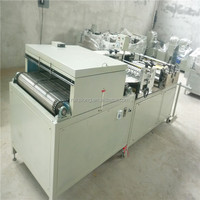 hot selling!!! china made air filter paper pleating machine from Anping shuanjia factory
