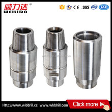 121mm high quality water well drill pipe and carbon steel drilling pipe tool joint