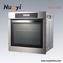 Hot selling used pizza ovens for sale !! 70L CE approval built-in rotary oven for bakery /portable electric oven