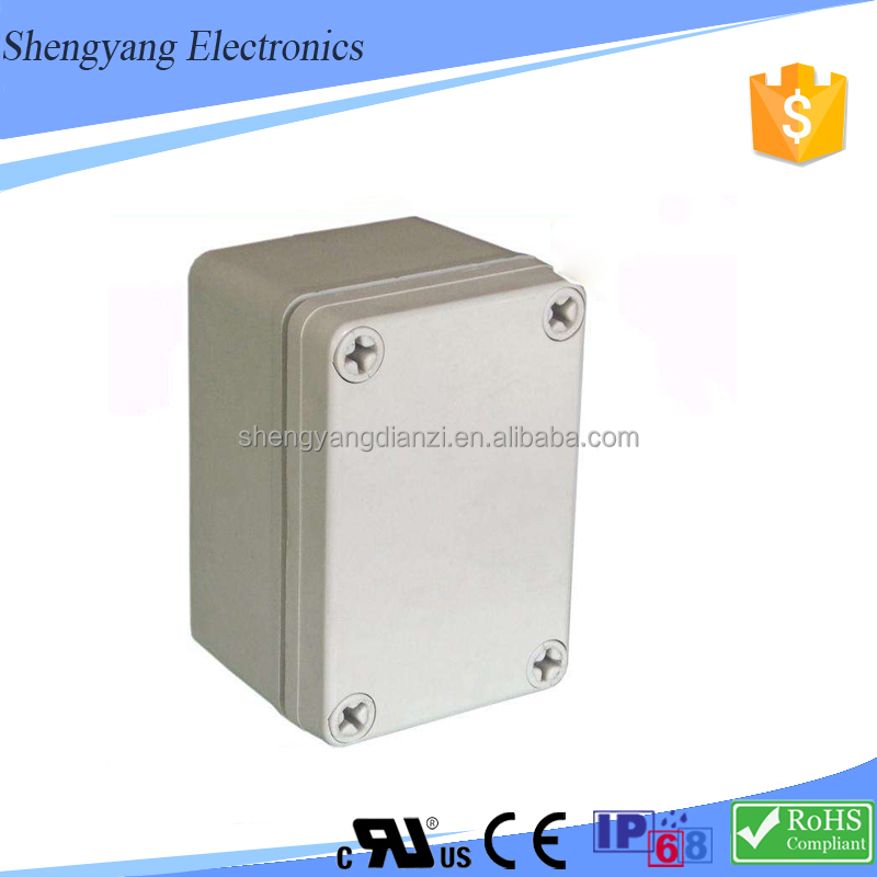 China Electrical Equipements Suppliers SY IP65 Waterproof Underground Electrical Junction Box