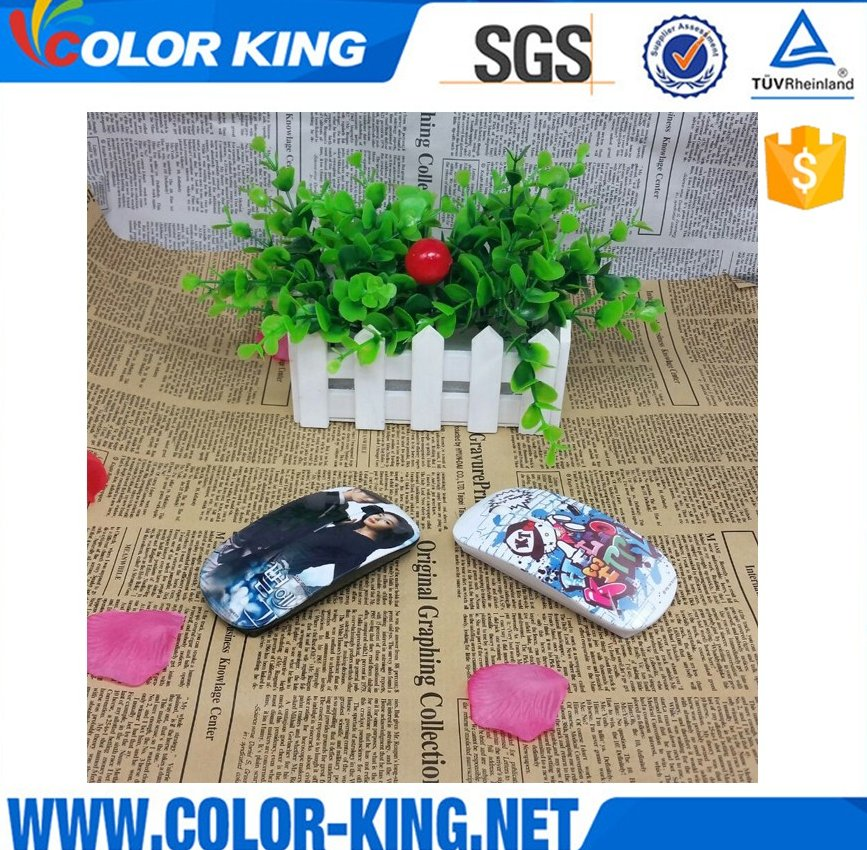 3D Blank Sublimation Wireless Mouse Sublimation Mouse