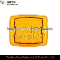 2013 China mould manufacturer supply plastic auto lamp mould china led lamp rotomoulding mould