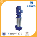 GDL hotel supply water pump high head vertical multistage centrifugal pump