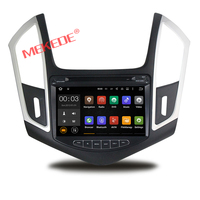 hot selling! Android 7.1 system 8 Inch Car DVD Player For Chevrolet Cruze with GPS Navigation Radio support 3G WiFi