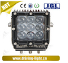 offroad auto led work light 45w driving truck light led daytime running light for heavy duty