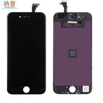 Touch Screen For Iphone6 Display Assembly Foxconn Original Oem Replacement Tianma  Aaa lcd Panel For Iphone 6 Lcd