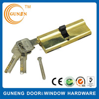 2015 Best price brass thumb turn lock universal key