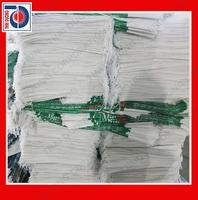 PP woven laminated bag for packaging