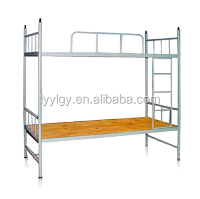 Cheap dormitory bed student double bunk bed/ Modern office furniture