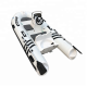 (CE) China PVC V Shape 330 Hypalon Inflatable Rib Boat With Outboard Motor