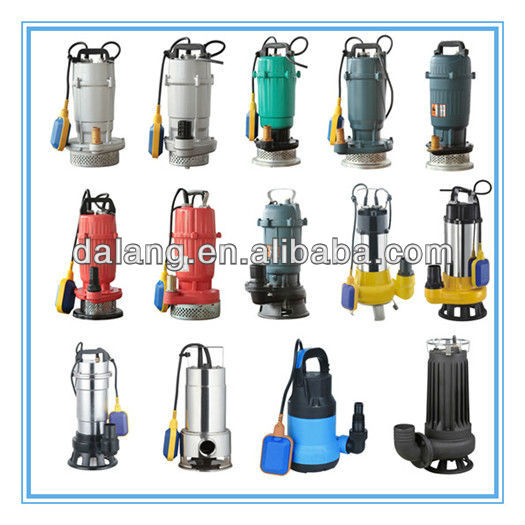 Good Quality QDX Centrifugal Submersible Pump from Manufacturer