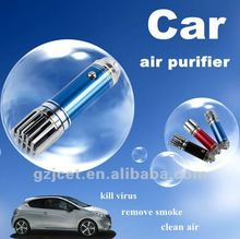 Innovative car accessory with air purifier(Car impulse anion oxygen bar JO-6271)