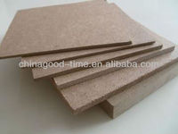 E1/MR glue good quality 4x8' raw or melamine mdf 3mm for door skin