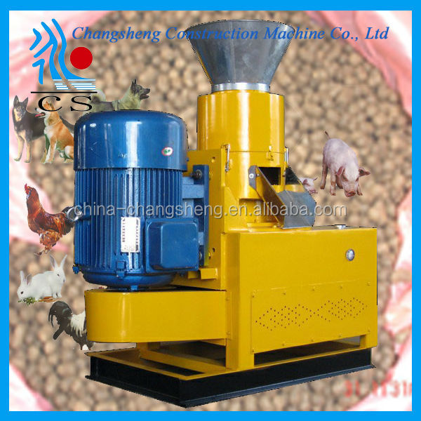 CS supply Corn Gluten Feed Pellet Mill