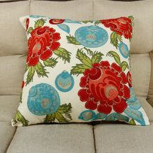 Factory Directly suzani cushion cover embroidery design