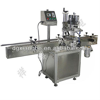 round bottles capping machine XBGZJ-2500-S