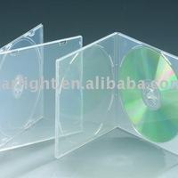 5mm Slim Dvd Case Smooth Clear