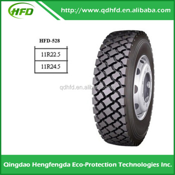 ALIBAB radial 11r22.5 tractor trailer tyre truck tires for sale