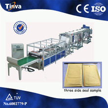 High Speed DISQ-700B Full Automatic Kraft Paper Bubble Mailer/Envelope / Jiffy Bags Making Machine