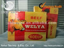 10G HALAL BEEF BOUILLON CUBE for Africa