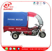 2017 KAVAKI Three Wheel Cargo Motorcycles for Sale Lifan motorcycles sidecar