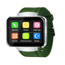 Hot Sale 2.2 Inch Dual Core Touch Screen 3G Android Watch Phone Alps DM98