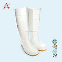White Food industry working shoes steel toe safety shoes oil and slip resistance safetys shoes Casual safety footwear
