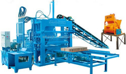 cost of QTY4-20A hydraform fly ash block making machine