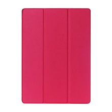 Best Quality Three Folding Luxury PU Leather Tablet case For iPad Pro12.9, flip case