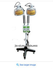 Double heads infrared heat lamp medical device