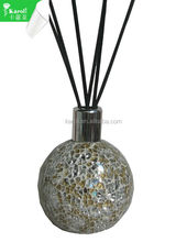 Home fragrance air freshener made of mosaic reed reed diffuser
