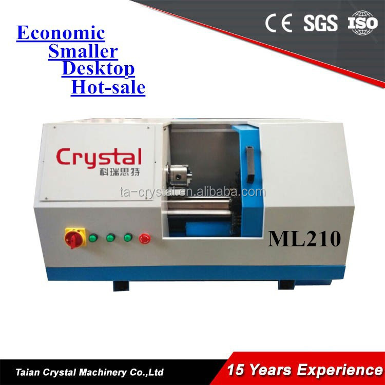 small mini type cnc desktop lathe for sale ML210