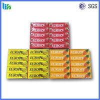 Hot selling cheap paper wrapper stick chewing gum