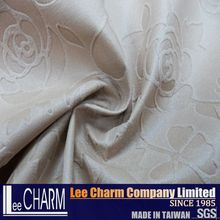 For Clothing 100 Polyester Leather Like Fabric