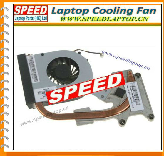 Replacement For Hp Probook Series Cooling Fan For Amd Processors With Heatsink 4-Wires Fan Number Ksb0505Hb .40A 598676-001