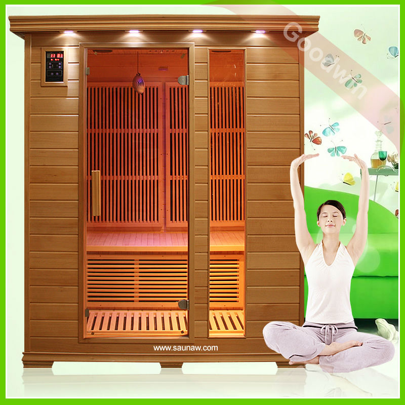 Body slimming sauna fir GW-308